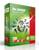 ПО Dr.Web (Антивирус) Security Space Pro для Windows, 2 ПК на 1 год box