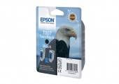 Картридж Epson T007 к Stylus Color Photo 790/870/895/900/915/1270/1290 черн