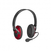 Гарнитура Defender Phoenix 875U black/red