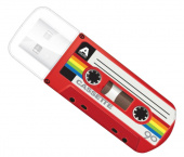 Флэшка 32Gb USB 2.0 Verbatim Mini Cassette Edition 49392