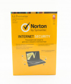 ПО Symantec Norton Internet Security RU 3ПК