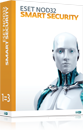 Антивирус ESET NOD32 Smart Security, 3ПК,1 год, коробка [NOD32-ESS-1220(BOX)-1-1]